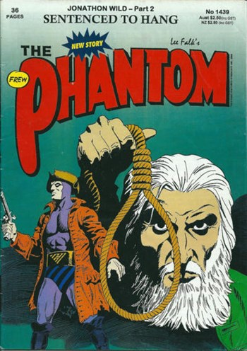 The Phantom (Frew, 1983 series) #1439 ([2 March 2006])