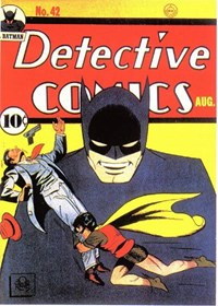Detective Comics (DC, 1937 series) #42 (August 1940)
