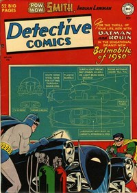 Detective Comics (DC, 1937 series) #156 (February 1950)