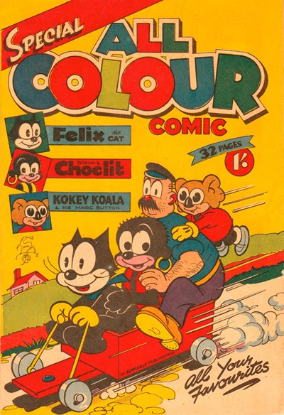 All Colour Comic (Elmsdale Publications, 1957?)  ([1957?])