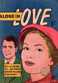 Alone in Love (Horwitz, 1957?)  — Untitled
