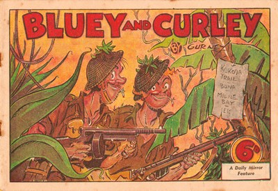 "Bluey and Curley (""Truth"" and ""Sportsman"", 1942? series)  ([194-?])"
