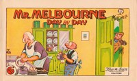 Mr. Melbourne Day by Day (Lawrence Kay, 195-? series) #[3] ([1950?])