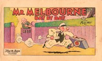 Mr. Melbourne Day by Day (Lawrence Kay, 195-? series)  ([195-?])