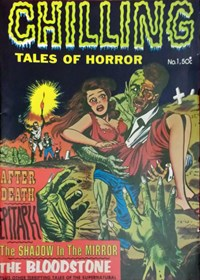 Chilling Tales of Horror (Yaffa/Page, 1977? series) #1