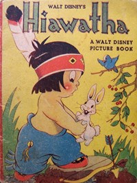 Walt Disney's Hiawatha (Ayers & James, 1940?)  ([1940?])