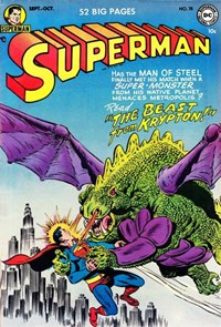 Superman (DC, 1939 series) #78 (September-October 1952)