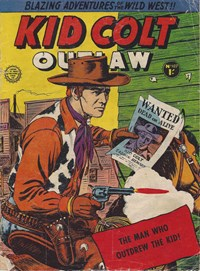 Kid Colt Outlaw (Horwitz, 1955? series) #127