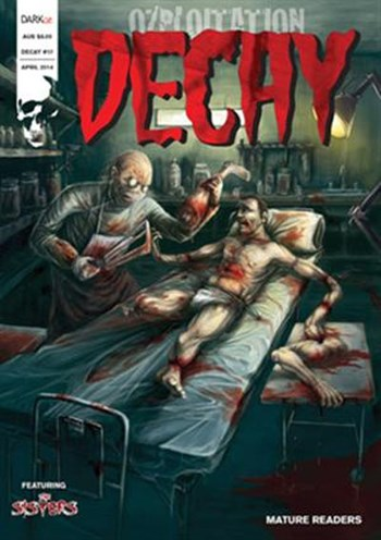 Decay (Dark Oz, 2010? series) #17 (April 2014)