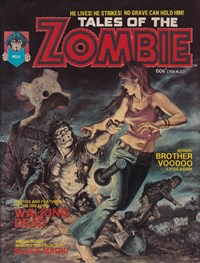 Tales of the Zombie (Yaffa/Page, 1979 series) #4