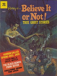 Ripley's Believe It or Not! True Ghost Stories (Rosnock/SPPL, 1974?) #24087 — Untitled