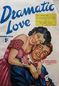 Page 1—Dramatic Love (Pyramid, 1951? series) #4  ([1951?])