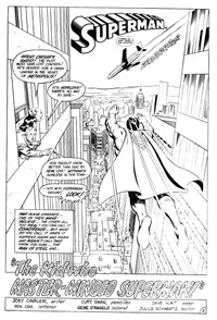 Superman (Federal, 1983 series) #20 — The Kid Who Master-Minded Superman (page 2)