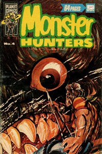 Monster Hunters (Murray, 1978 series) #4