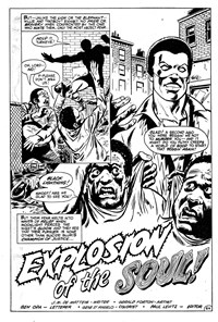 Bumper Batcomic (Murray, 1978 series) #20 — Explosion of the Soul! (page 2)