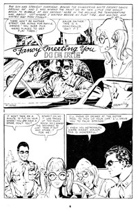 Young Love (KG Murray, 1975 series) #26 — Fancy Meeting You Here (page 1)