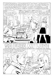 Young Love (KG Murray, 1975 series) #26 — So Pure My Love (page 1)