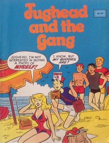 Jughead and the Gang (Yaffa Publishing, 1980?)  ([1980?])