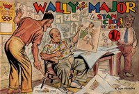 Wally and the Major [Sun] (Herald and Weekly Times, 1942? series) #15 (1956)