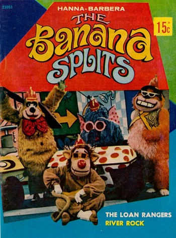Hanna-Barbara The Banana Splits