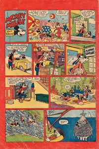 Page 1—Walt Disney's Character Issue [CI Series] (WG Publications, 1951 series) #C.I.19  (April 1953)