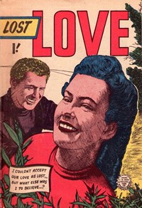 Lost Love (Horwitz, 1958?)  — Untitled (Cover)