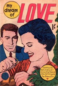 My Dream of Love (Horwitz, 1957?)  — My Dream of Love (Cover)