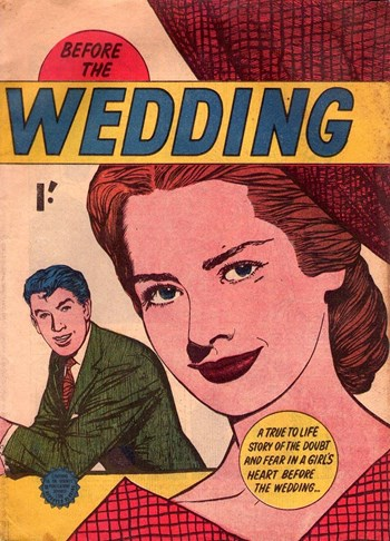 Before the Wedding (Horwitz, 1957? series)  ([1957?])
