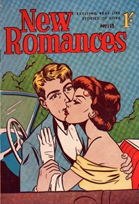 Page 1—New Romances (HJ Edwards, 1955? series) #113  ([1954?])