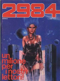 2984 (Il Momento, 1985 series) #5 ([May 1985?])