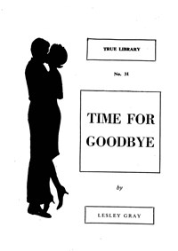 True Library (Yaffa, 1975 series) #31 — Time for Goodbye (page 1)