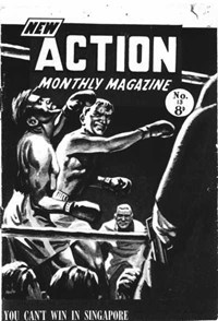 Action Monthly Magazine (Transport, 1952? series) #13 ([1953?])