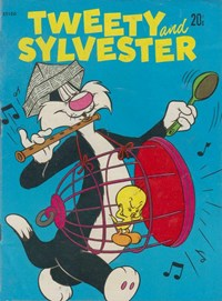 Tweety and Sylvester (Rosnock/SPPL, 1975?) #25120 ([1975])