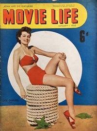Adam and Eve Featuring Movie Life (Southdown Press, 1946? series) v4#7 (1 January 1950)