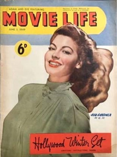 Adam and Eve Featuring Movie Life (Southdown Press, 1945 series) v3#12 (1 June 1949)