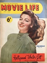 Adam and Eve Featuring Movie Life (Southdown Press, 1946? series) 1 June 1949 (1 June 1949)