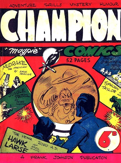 Champion Comics (Frank Johnson, 1946?)  ([1946?])