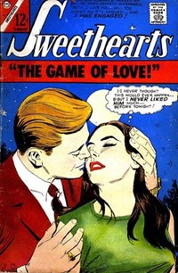 Sweethearts (Charlton, 1954 series) #91 — The Game of Love!