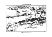 Witchetty's Tribe Aboriginal Cartoon Fun (Sungravure, 1955 series) #2 — Untitled (page 1)
