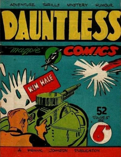 Dauntless Comics (Frank Johnson, 1946?)  ([1946?])