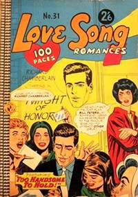 Love Song Romances (Colour Comics, 1959 series) #31 ([January 1965?])