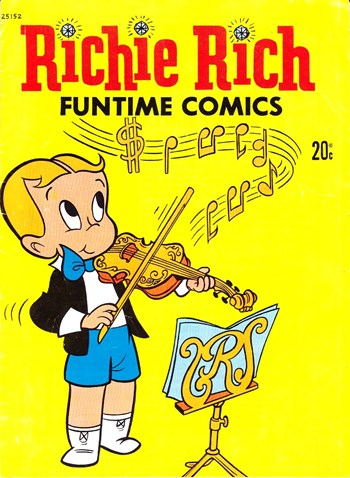 Richie Rich Funtime Comics