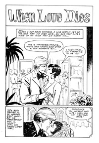 Planet Series 2 (Murray, 1979 series) #5 — When Love Dies (page 1)