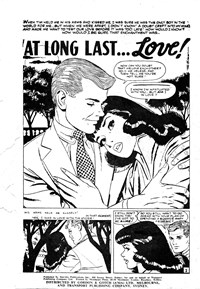 Alone in Love (Horwitz, 1957?)  — At Long Last… Love (page 1)