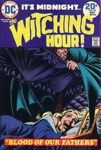 The Witching Hour (DC, 1969 series) #42 — Blood of Our Fathers