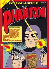 The Phantom (Frew, 1983 series) #1156 — 1997 Annual Special