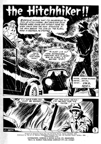 Doomsday (KG Murray, 1973 series) #16 — The Hitchhiker (page 1)