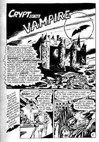 Doomsday (KG Murray, 1973 series) #16 — Crypt of the Vampire (page 1)