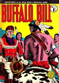Buffalo Bill (Horwitz, 1955 series) #74 — Untitled (Cover)