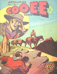 Cooee Comic (Fatty Finn, 1950? series) v1#2 — Untitled (Cover)